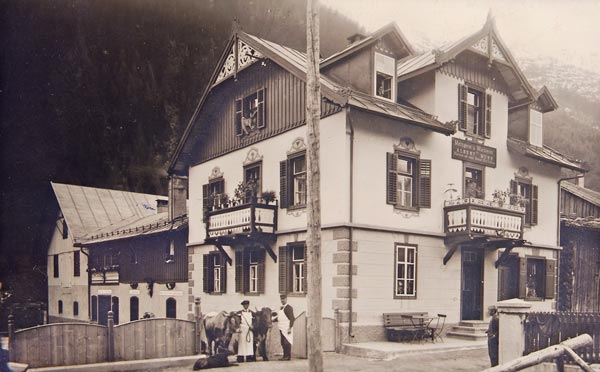 Landhaus Albert Murr früher