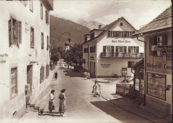 Villa Murr früher